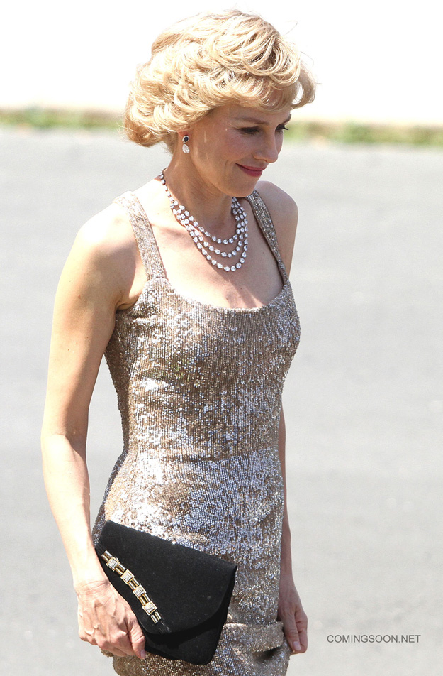 FIRST LOOK: Naomi Watts as Princess Diana