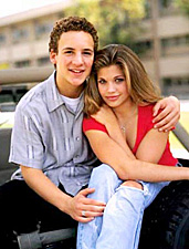 ben savage and danielle fishel are back for girl meets