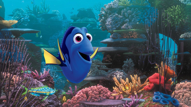 New Finding Dory Spot Reveals More Footage from Pixar's Latest