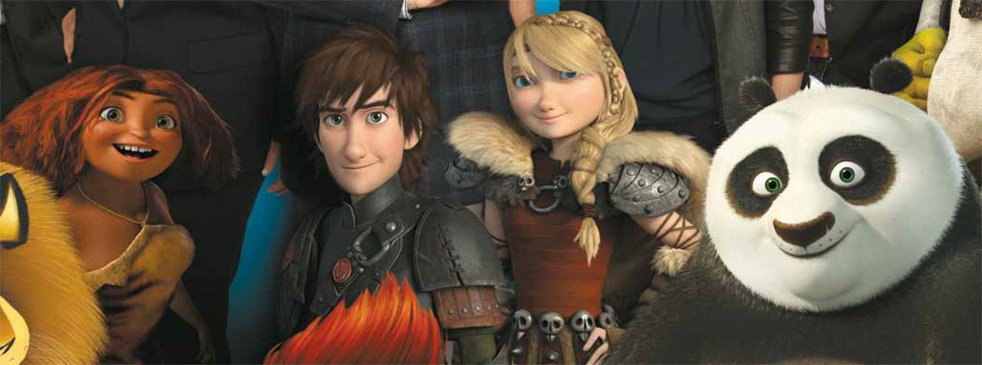 A Look at the Older Hiccup and Astrid in How to Train Your ...