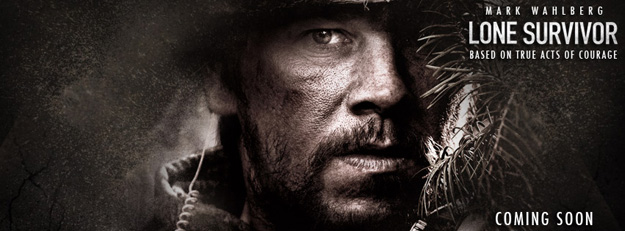 The Trailer, Poster and Photos for Lone Survivor ...
