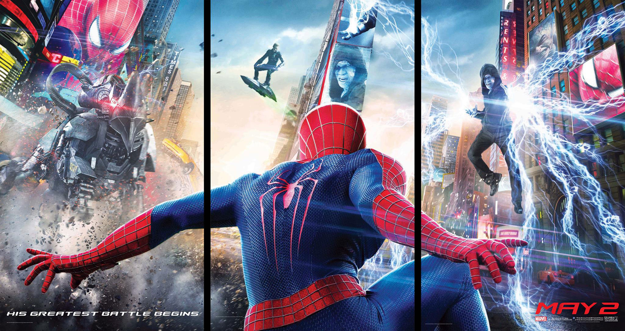 Image result for the amazing spider man 2