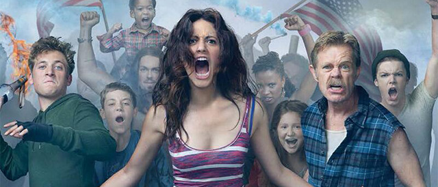 Shameless renewed