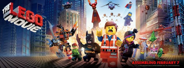 The LEGO Movie Spoofs Man of Steel in Latest Trailer