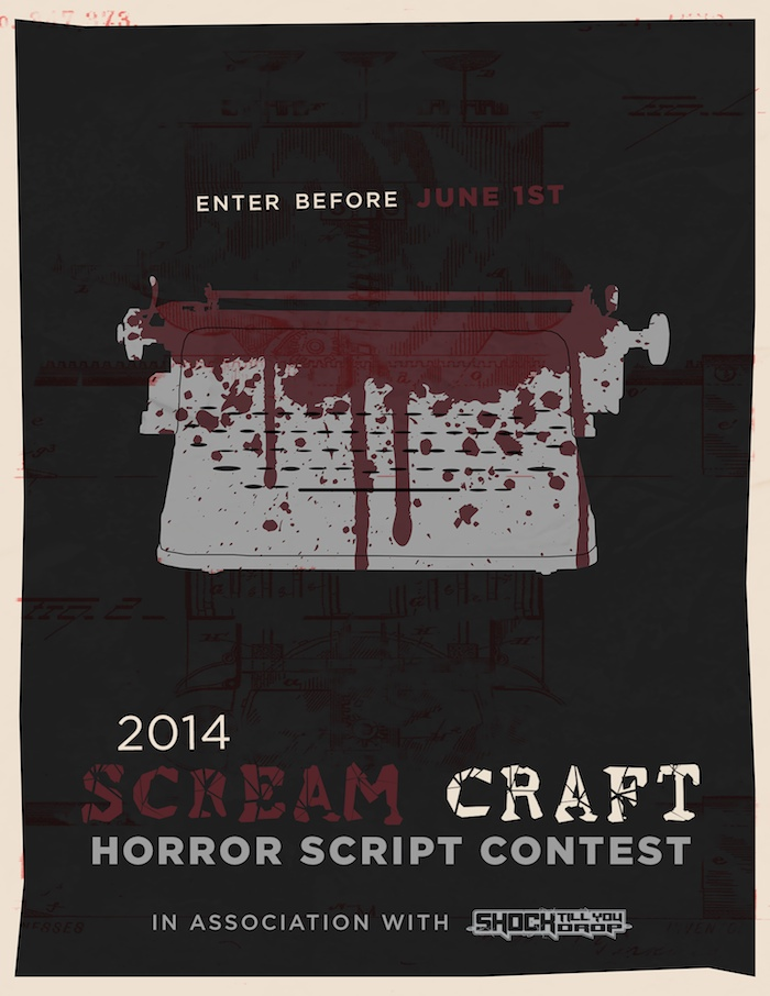 Screencraft Team Up For Horror
