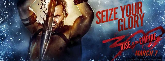 New Featurette Showcases the Heroes of 300: Rise of an Empire