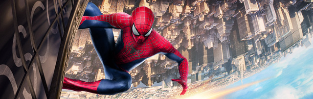 IMAX Poster for The Amazing Spider-Man 2 Revealed