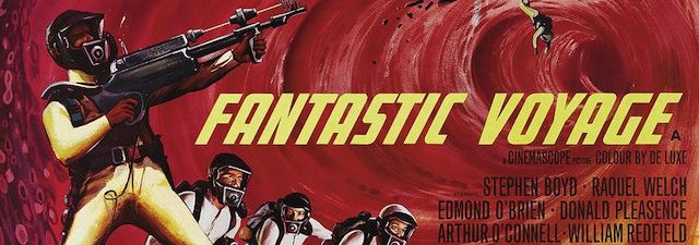 Guillermo del Toro in Talks to Direct Fantastic Voyage Remake.