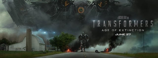 Three TV Spots for Transformers: Age of Extinction Debut