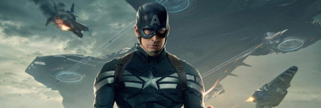 Promo for Captain America: The Winter Soldier Home Video Blu-Ray Debuts