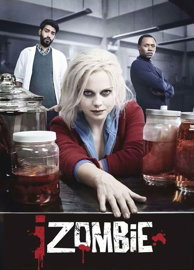 Promo Poster for The CW's iZombie Debuts - ComingSoon.net