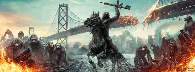 New Dawn of the Planet of the Apes Featurette Explores the Visual Effects of the Film