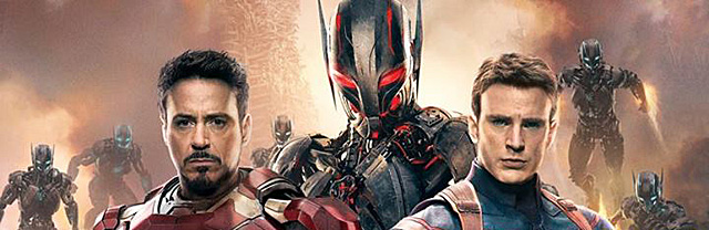 First Images from Avengers: Age of Ultron Revealed!