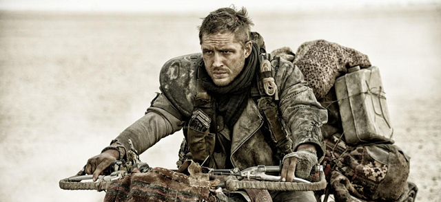 Comic-Con: It?s a Lovely Day in the First Poster for Mad Max: Fury Road