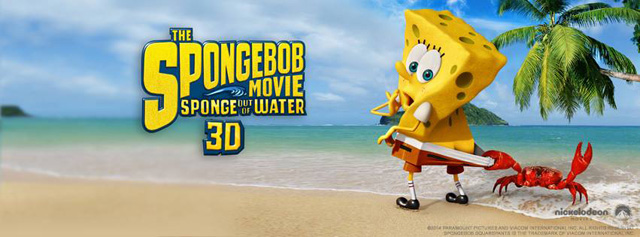 Hai Blogger Movie Review The SpongeBob Movie Sponge Out of Water