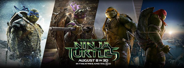 Extended Behind-the-Scenes Featurette for Teenage Mutant Ninja Turtles Debuts