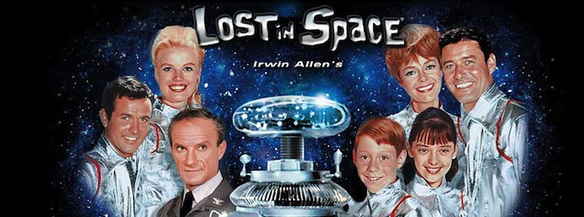 Lost in Space - The Complete Series Blu-ray