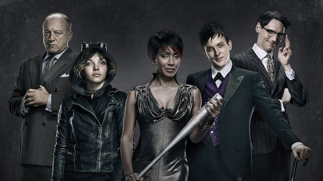 The villains of Fox's Gotham