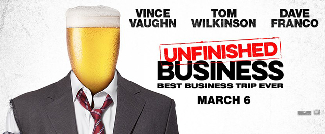 Unfinished Business Red Band Trailer
