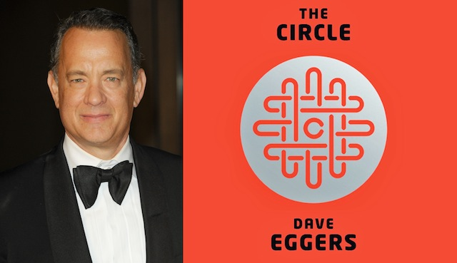 Tom Hanks Dave Eggers The Circle