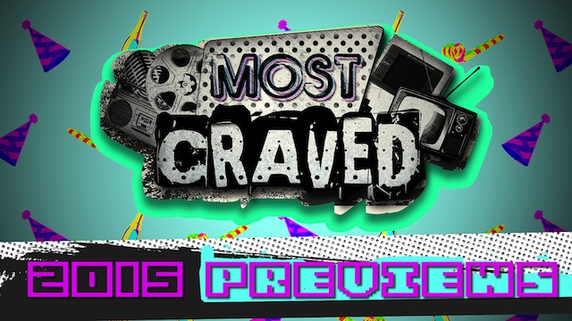Most Craved 2015