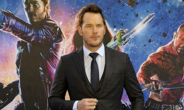 Chris Pratt Guardians of the Galaxy Magnifcent Seven