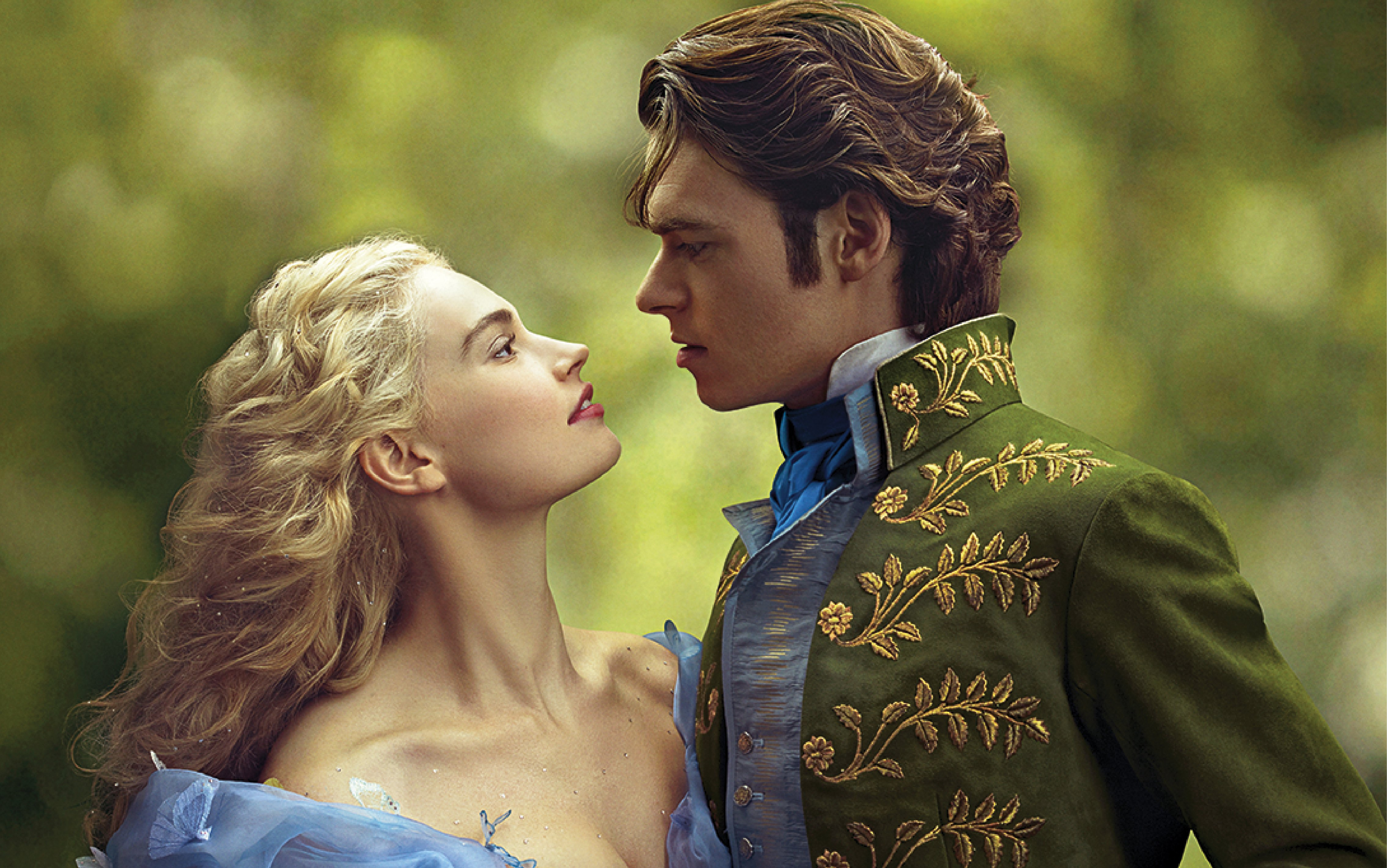 Ella Finds Her Prince on a New Cinderella Poster