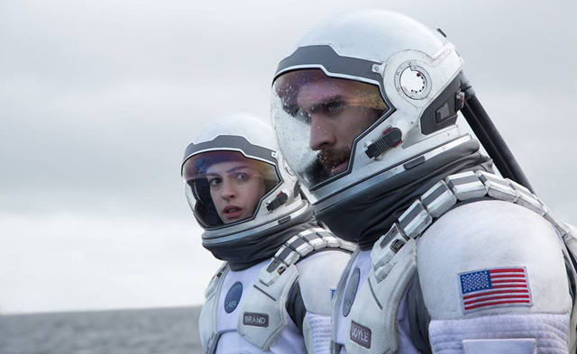 interstellar on imax