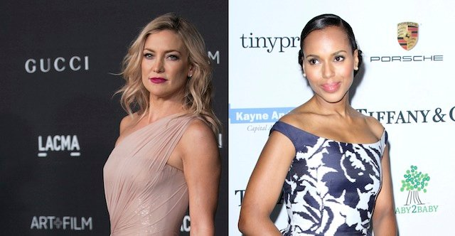Kate Hudson and Kerry Washington Unforgettable