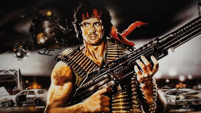 Rambo: Last Blood Sylvester Stallone