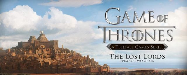 First look at Episode 2 of Telltale Games' Game of Thrones.
