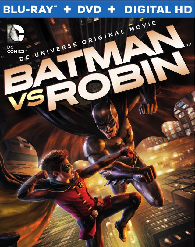 Batman vs. Robin is coming on April 14.