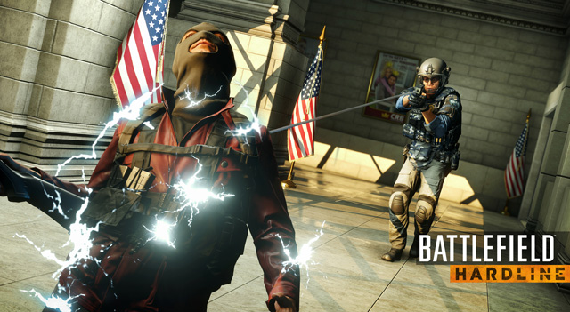 Battlefield Hardline open multiplayer beta announced.