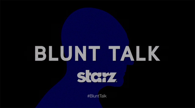 The teaser for Blunt Talk, starring Patrick Stewart.