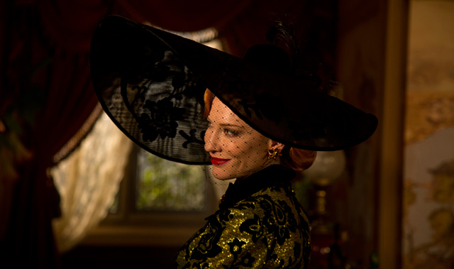 Cate Blanchett to play wicked stepmother Lady Tremaine in Disney's live-action Cinderella.