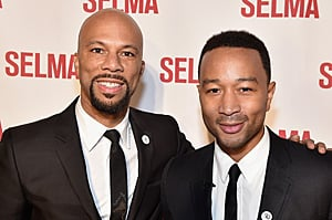 Common and John Legend will perform at The Oscars.