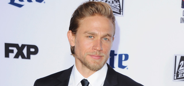 Charlie Hunnam rumored to be in Fifty Shades of Grey movie