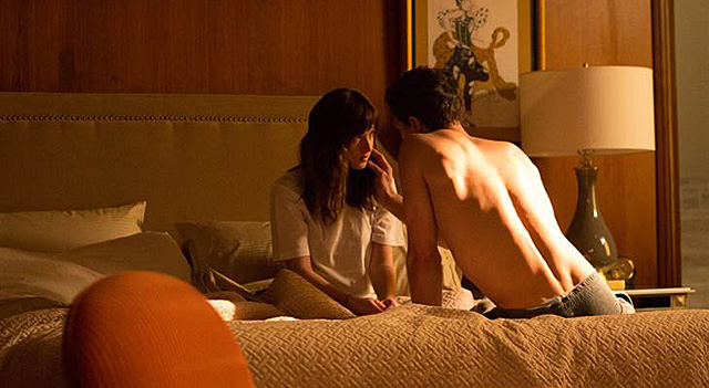 Ana Discovers the Playroom in a New Fifty Shades of Grey Clip