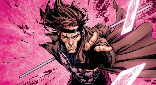 Channing Tatum Signs His Gambit Deal!