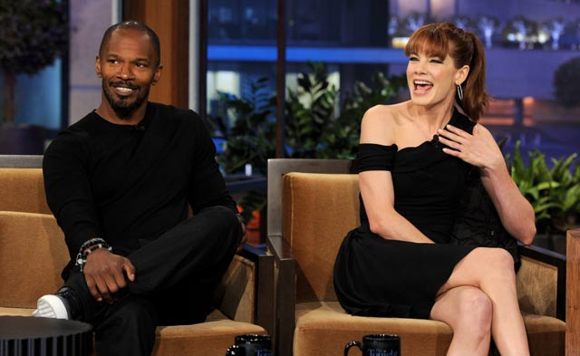 Jamie Foxx and Michelle Monaghan to star in Sleepless Night.