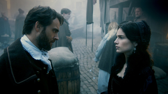Salem Season Two premiere date set.