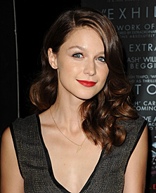Melissa Benoist Cast as Supergirl!