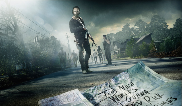 The Walking Dead Returns With Record Setting Ratings