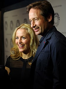 David Duchovny is on board The X-Files revival.