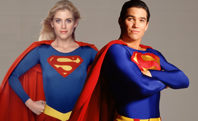 CBS' Supergirl Casts Past Supergirl and Superman
