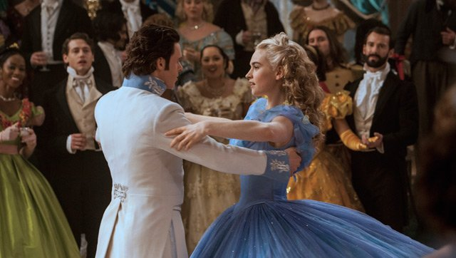 Richard Madden on production of Disney's Cinderella: 'It's going to be really exciting.'