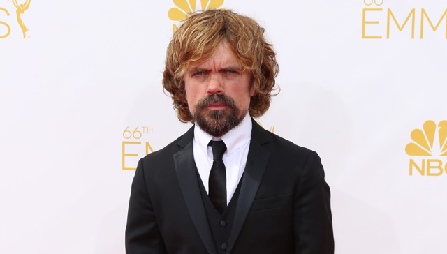 Peter Dinklage Michelle Darnell