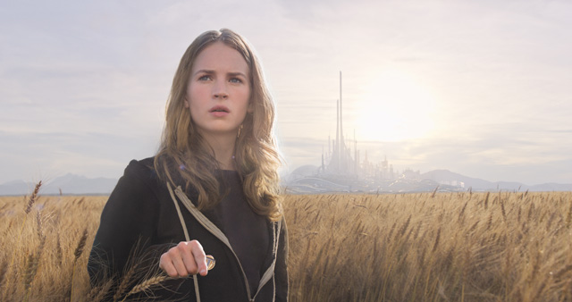 Tomorrowland Super Bowl Spot