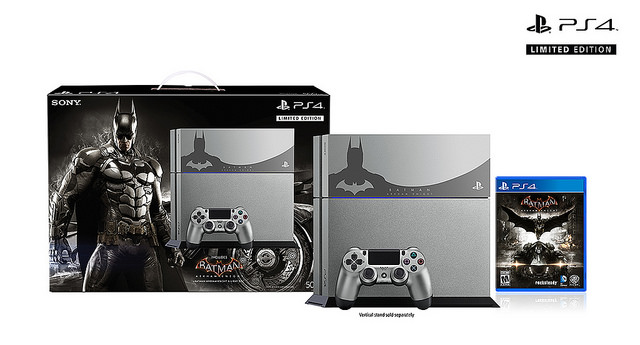 Ps4 Games Coming Soon : Limited edition batman arkham knight ps bundle revealed