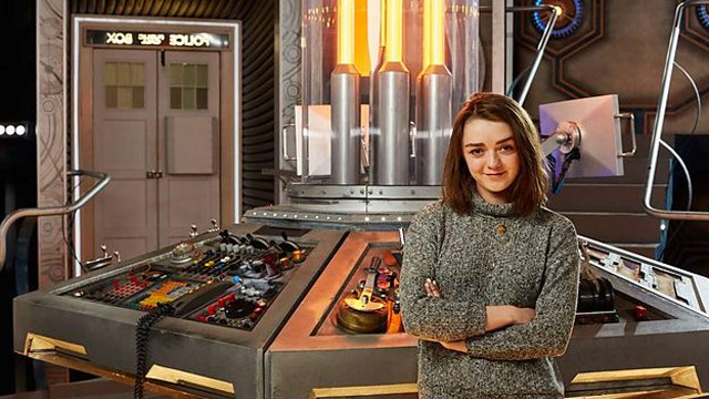 Maisie Williams to Guest Star on BBC's Doctor Who
